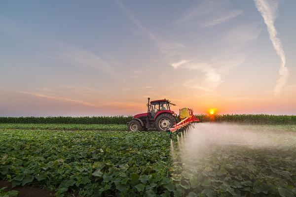 Increased Herbicides and Pesticides
