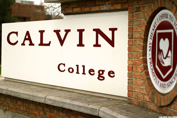 Michigan: Calvin College