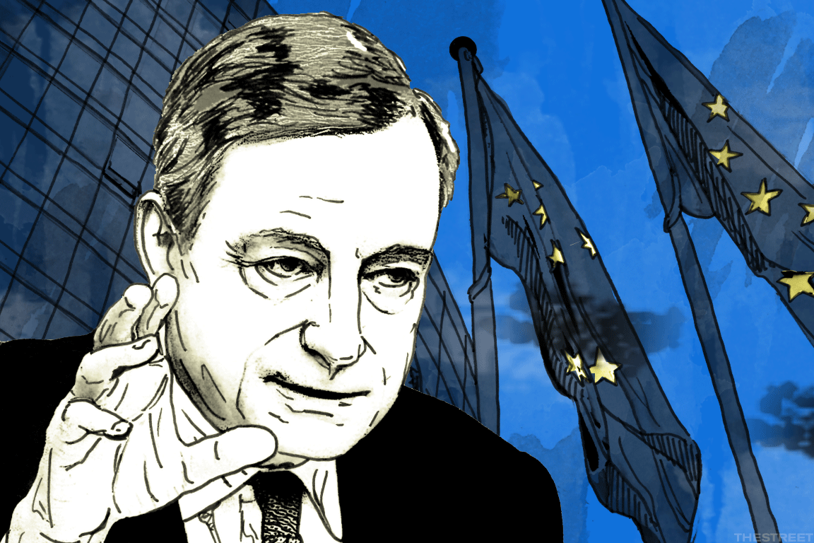 Mario Draghi overseeing a cooling EU?