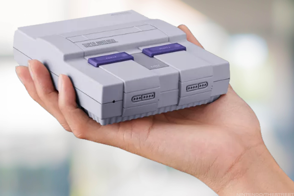 Nintendo to Launch SNES Mini Console in September With $80 Price Point