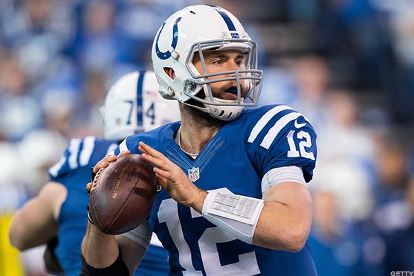 5. Indianapolis Colts vs. Cincinnati Bengals