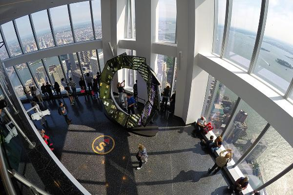 10. One World Observatory, New York City