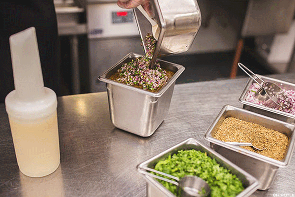 Chipotle Will be Sick for a While, Jim Cramer Explains