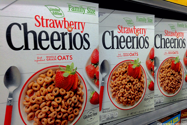 Everything We Know About the Latest Addition to the Cheerios Family