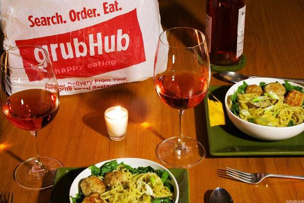 Grubhub Could Rally Further but Forget About Seeing the Old Highs