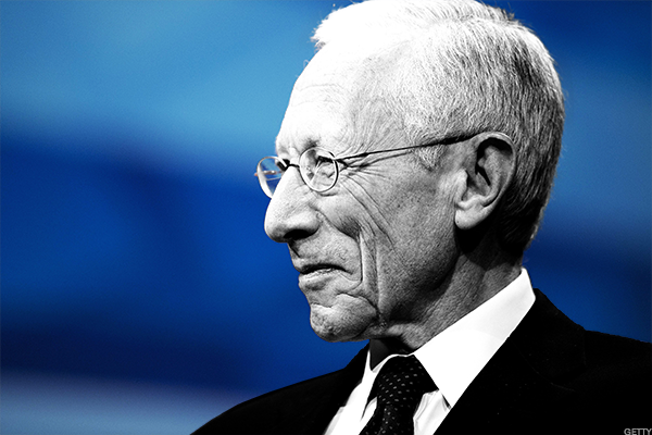 Outgoing Fed vice chairman Stanley Fischer.