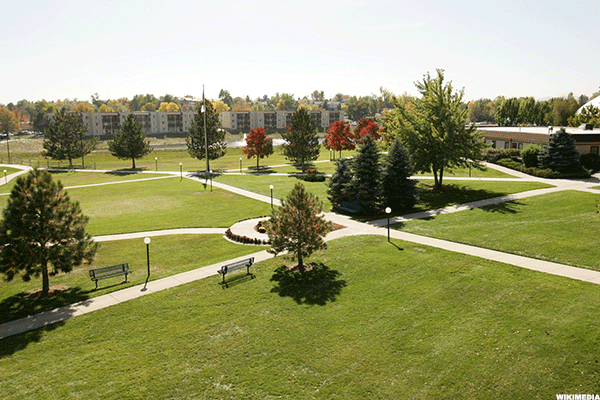 19. Colorado Christian University