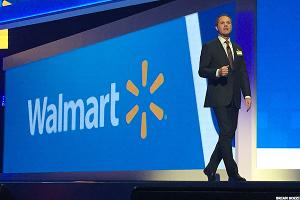Walmart Crushes It With Killer Comps and Ebbing Inventories