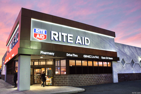 Why Rite Aid, Ford, Merck Are Wednesday's Most Active Movers