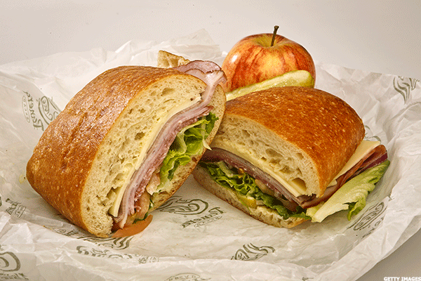 America Loves Panera Bread -- Here Is What New Data Reveal