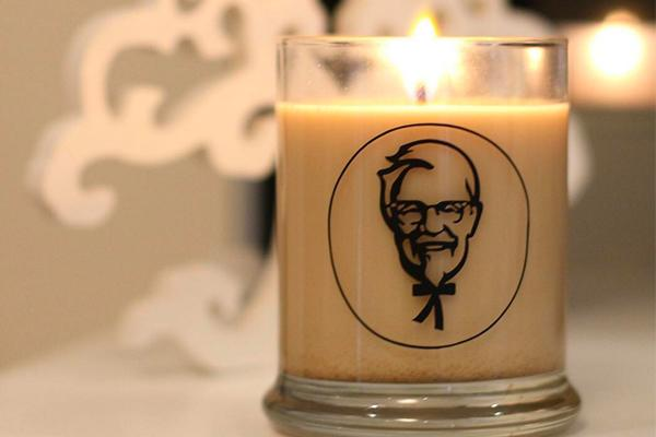 Yes, KFC Has a Fried Chicken-Scented Candle