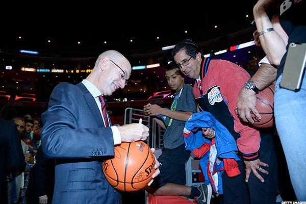 Adam Silver Leads a New More Socially Conscious NBA