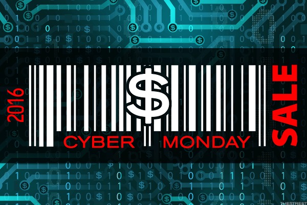 For More Growth Than Amazon, Check Out These Cyber Monday Winners