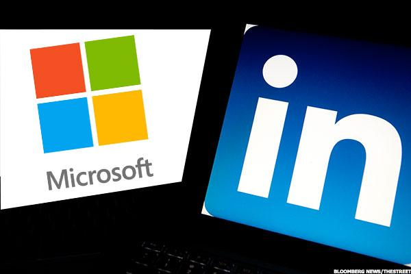 Microsoft-LinkedIn Deal Fuels 2Q Tech M&A Rebound