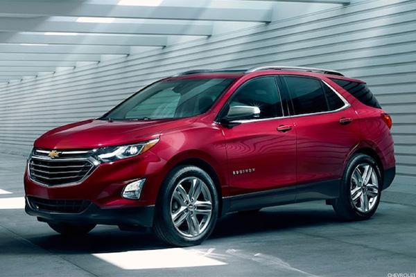GM's Gen 3 Chevrolet Equinox Steps Up Its Game in Compact Crossover Segment