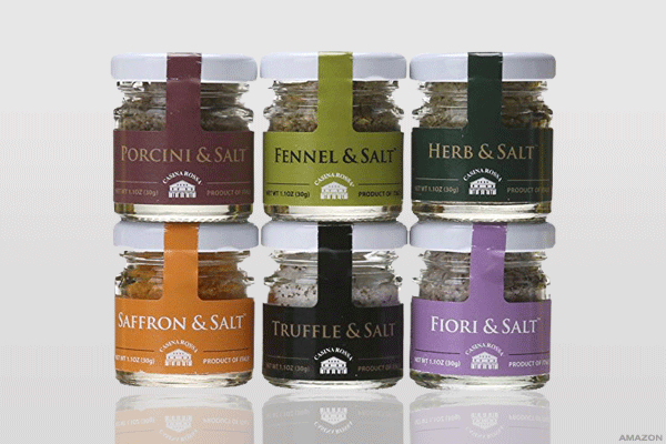 Casina Rosa Sea Salt Gift Pack