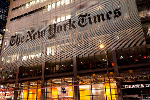 New York Times Slumps Despite Earnings Beat