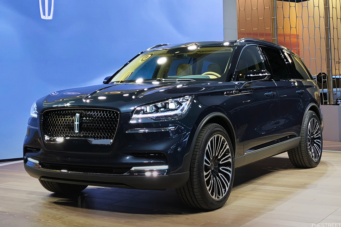 Ford S Lincoln Adds Aviator To Suv Lineup Thestreet