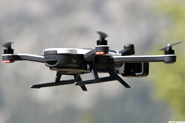 GoPro's Picture Gets Brighter With New Cameras, But Its Drone May Be Too Costly
