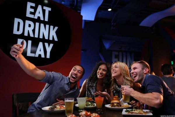 Jim Cramer: How Dave & Buster's Is Doing It Right