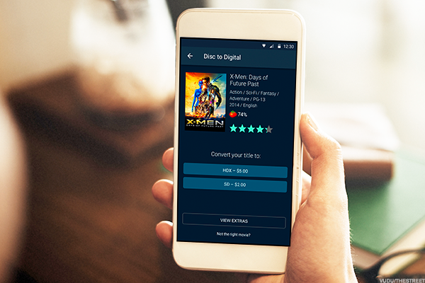 Walmart Just Revealed a Clever New Way to Make 8,000 DVDs Instantly Stream on Apple iPhones