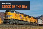 Union Pacific Stock Rides Higher After Railroad Vet Jumps Aboard