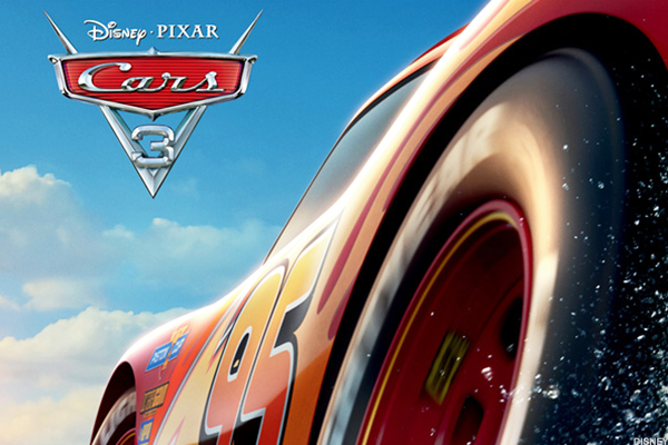 'Cars 3' Yields to Franchise Fatigue, Still No. 1 at Weekend Box Office