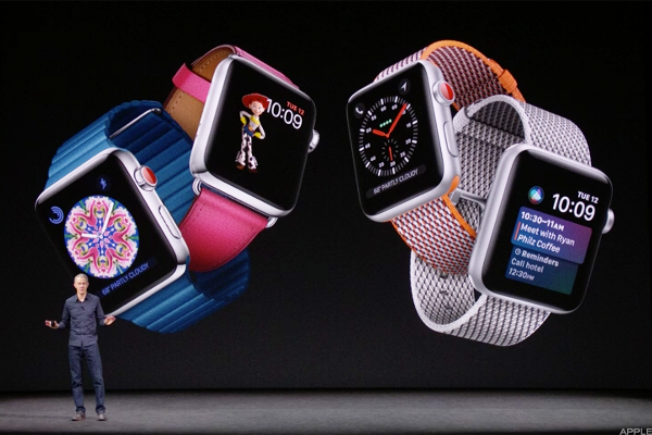 The New Series 3 Apple Watch Is Pounding Stock Prices of Swiss Watchmakers