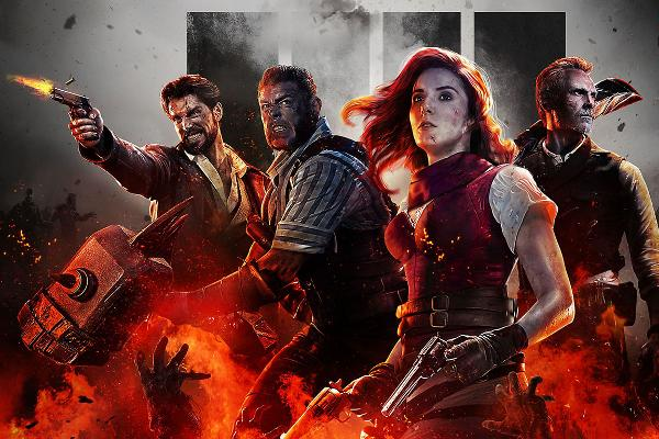 3. Call of Duty: Black Ops 4 (PS4)
