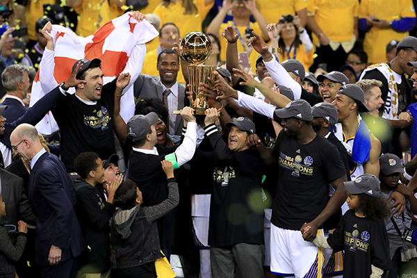 Cavaliers Weren't the Only Big Losers in NBA Finals -- Just Ask Disney's ESPN
