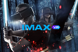 Hello, Again, Virtual Reality. Imax's Ticket to Growth?