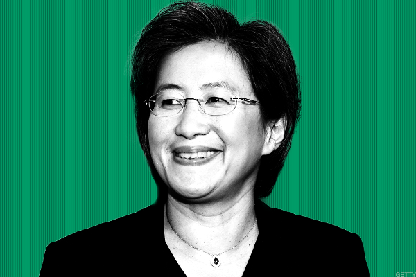 Jim Cramer: Bank With Advanced Micro's Lisa Su and Go Along for the Ride