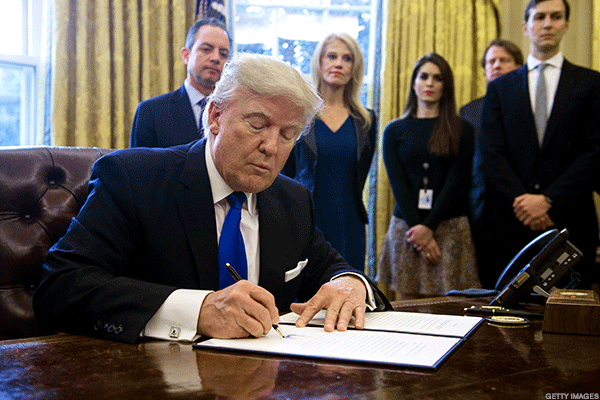Trump's Executive Order Could Severely Damage Your Retirement Portfolio