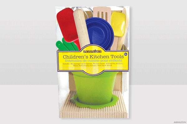 Sassafras Children Kitchen Tools
