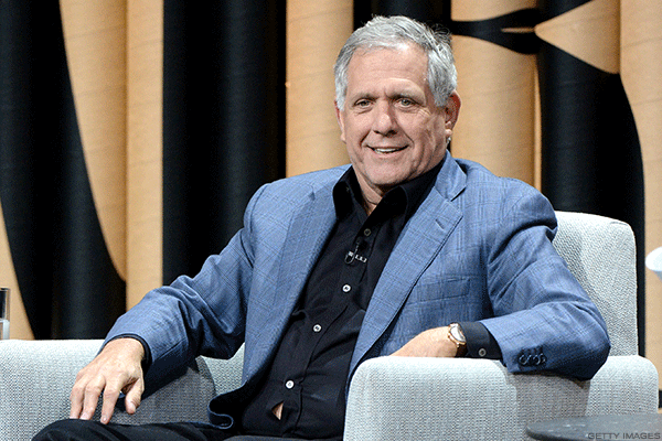 Leslie Moonves, Chairman/CEO at CBS