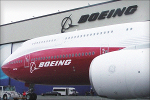 Boeing Tops Dow as Planemaker Boosts 10-Year Industry Outlook to $8.7 Trillion