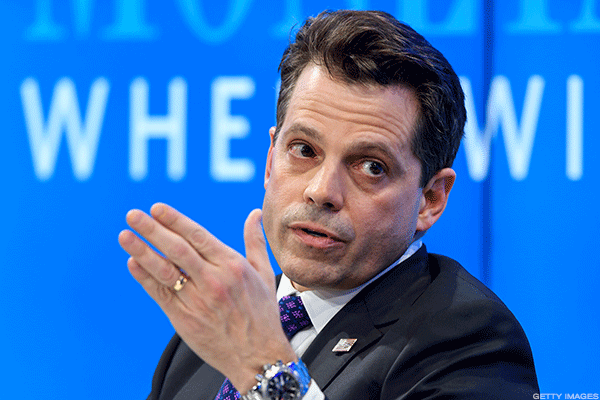 Meet Trump Adviser Anthony Scaramucci, an 'Unapologetic Defender of Wall Street'