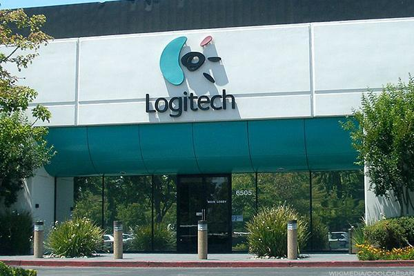 Here's Why Logitech Is a Great Tech Buy With More Upside to Come