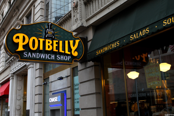 Potbelly's Chances of a Sale Increase as Activist Hovers