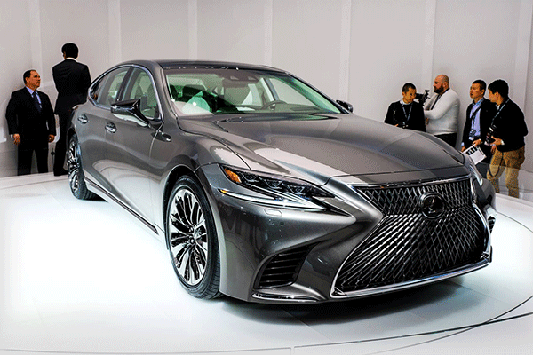 Here's When You Can Finally Buy This Head-Turning New Lexus