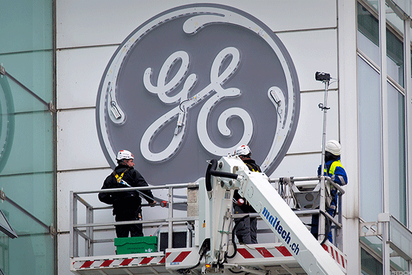 GE Pushes Profit Up 29% Despite Drag from Oil-Equipment Sales