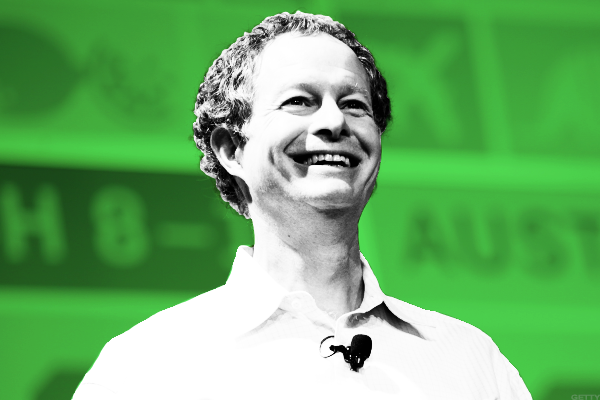 Whole Foods founder John Mackey.