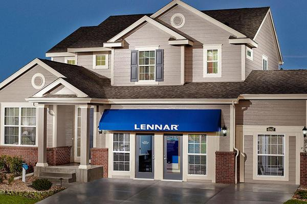 Homebuilder Lennar Is Poised for an Upside Breakout