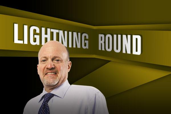 'Mad Money' Lightning Round: I'm Not Going Against Amgen