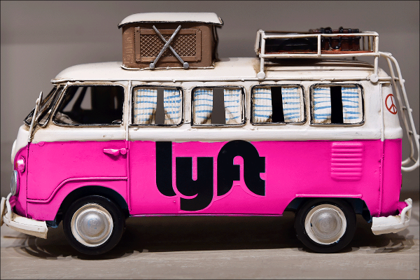 These 3 Stocks May Be Near Bottom, and One May Get a 'Lyft'