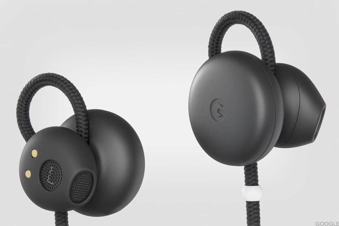 Google's PixelBuds