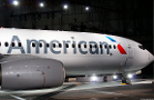 American Airlines' Charts Are Coming In Low to the Ground