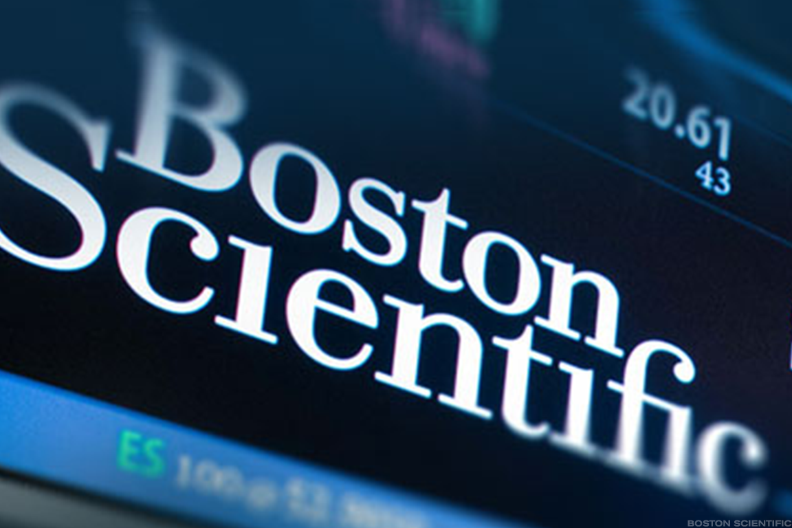 Boston Scientific Shares Rise on Third-Quarter Earnings Beat, Increased Guidance