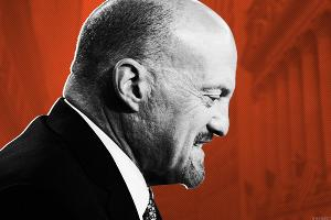 WATCH: Jim Cramer Puts a Pin in Pinterest, Canopy, Danaher and Schlumberger