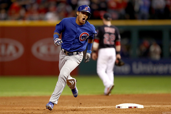 5. Chicago Cubs at Cleveland Indians